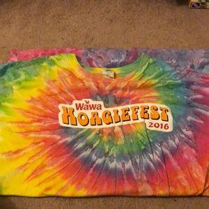 Wawa hoagiefest 2016 T-shirt